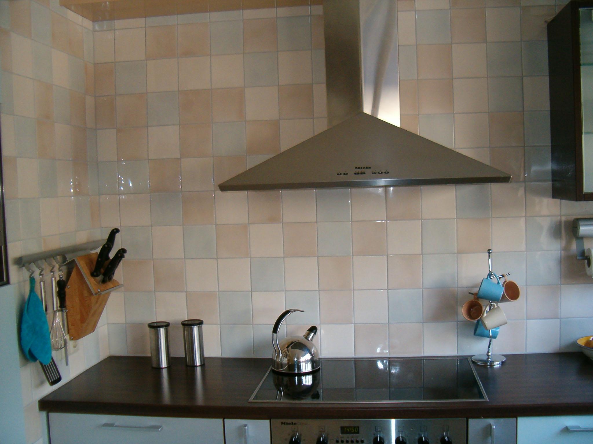 Wandtegels Keuken Voorbeelden : Keuken02